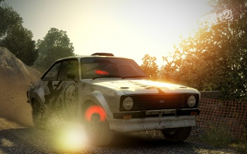 DiRT 2 (Ford Escort MkII)